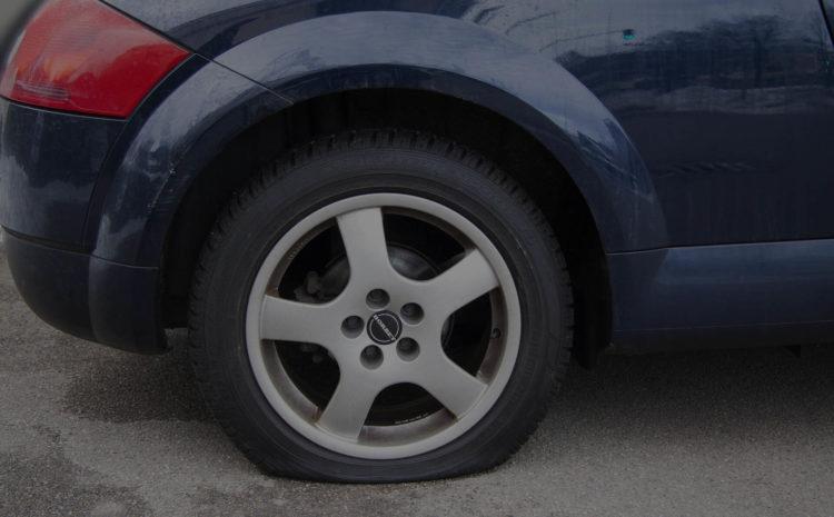 Flat Tire Assistance St. Paul