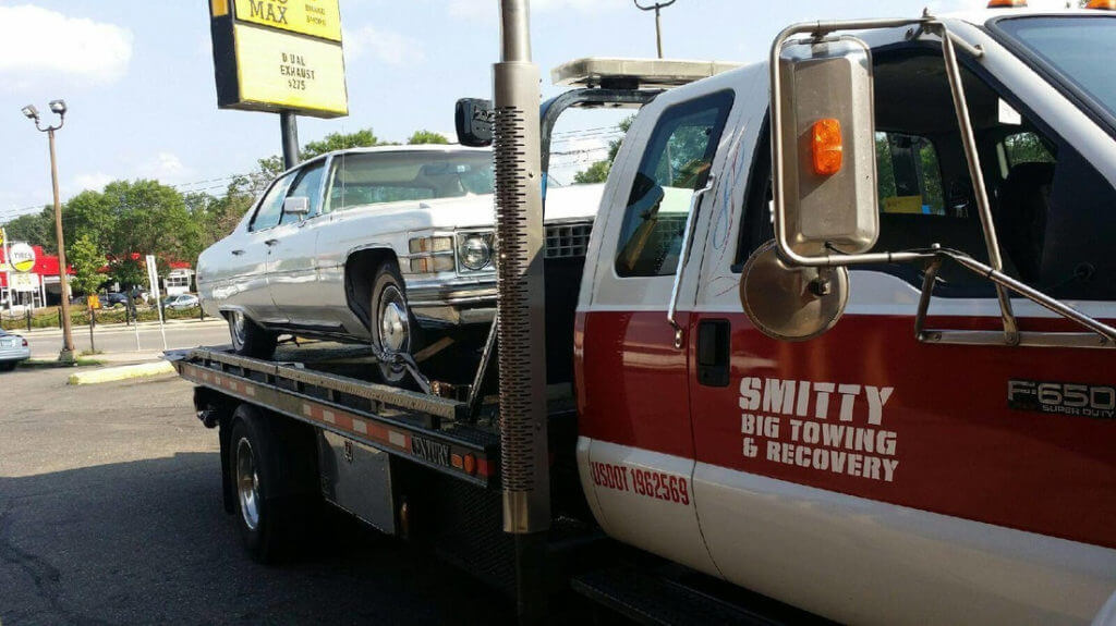 classic car towing mn by smitty big towing and rocovery orig orig